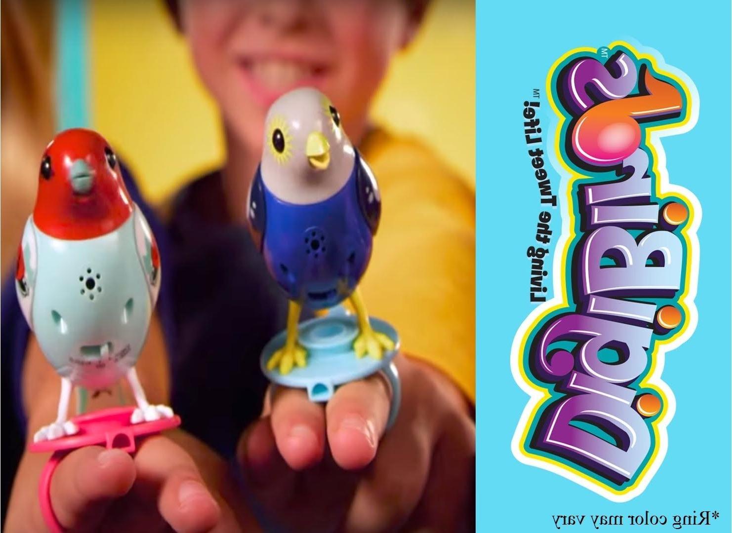 Digibirds in Digi Birds MOVE 1 set New Sealed box