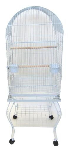 dome parrot bird cage