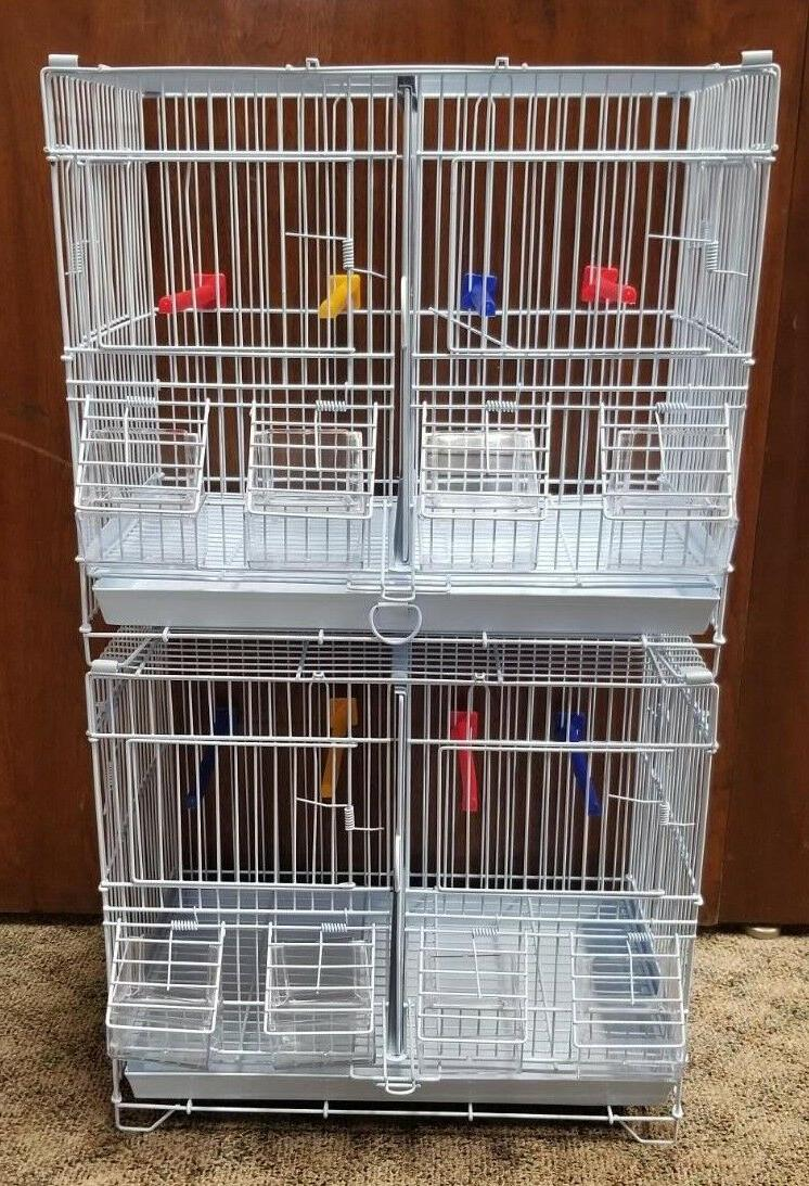 double breeders ae01544 sets of 2 cages