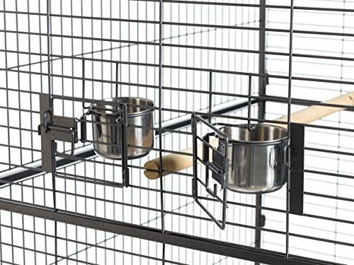 Prevue Pet Products Empire Bird Cage, X-Large, Hammertone