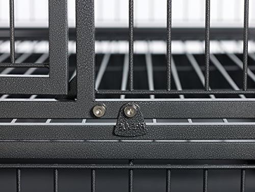 Bird Cage, Black Hammertone