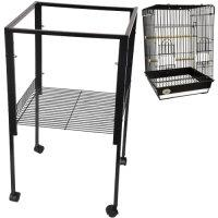 "ES5 Metal Stand for All ES1818 Cages 18""W x 18""D x 32 3/8""H"