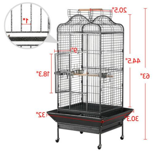 Extra Bird Cages for Macaws Cockatoos