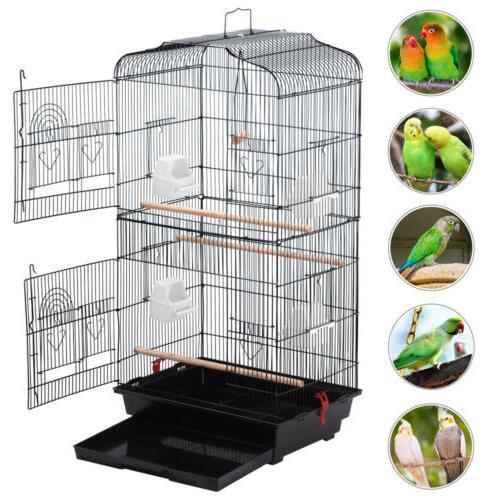 Cockatiel Conure Lovebirds Flight Cage