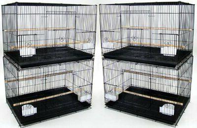 four bird cage