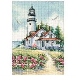 Gold Collection Petite Scenic Lighthouse Counted Cross Stitc