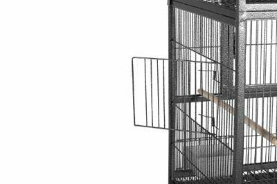 Prevue Pet Deluxe Breeder System Stand