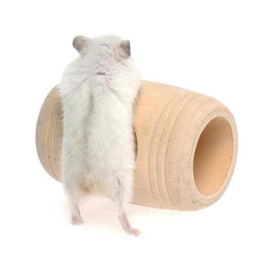 Hamster Cage Accessories,Hamster Chew Toys,Hamster Hideout G