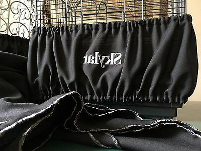 Cage Skirt Seed Guard Cover