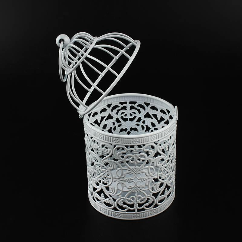 Hanging Cage Holder Candlestick
