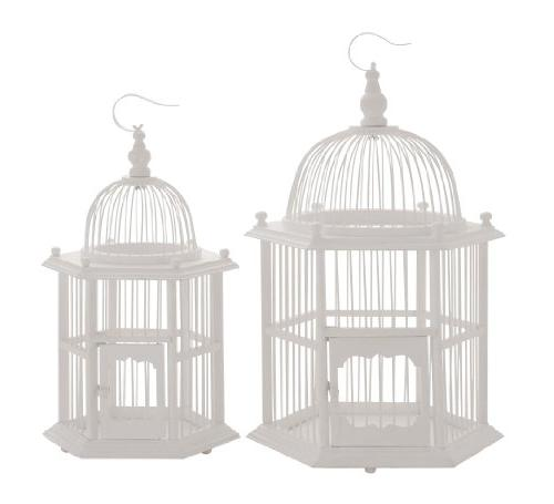 heavenly wood birdcage
