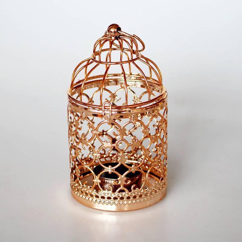 Hollow Holder Tealight Lantern
