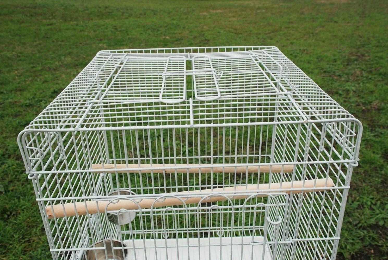 Large Cage Open Play-Top Stand Wheel WTE 318