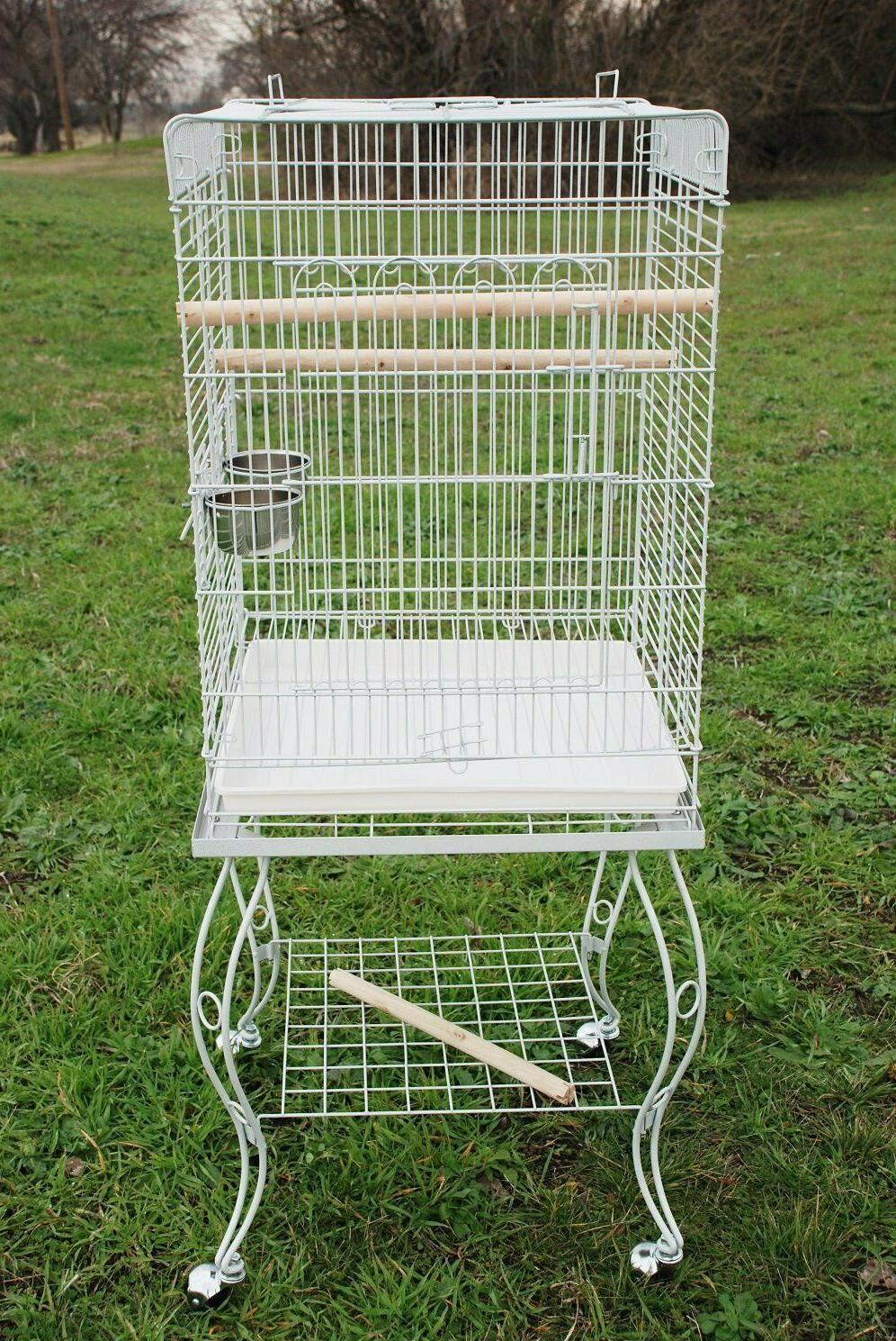 Large Cage With Stand 318