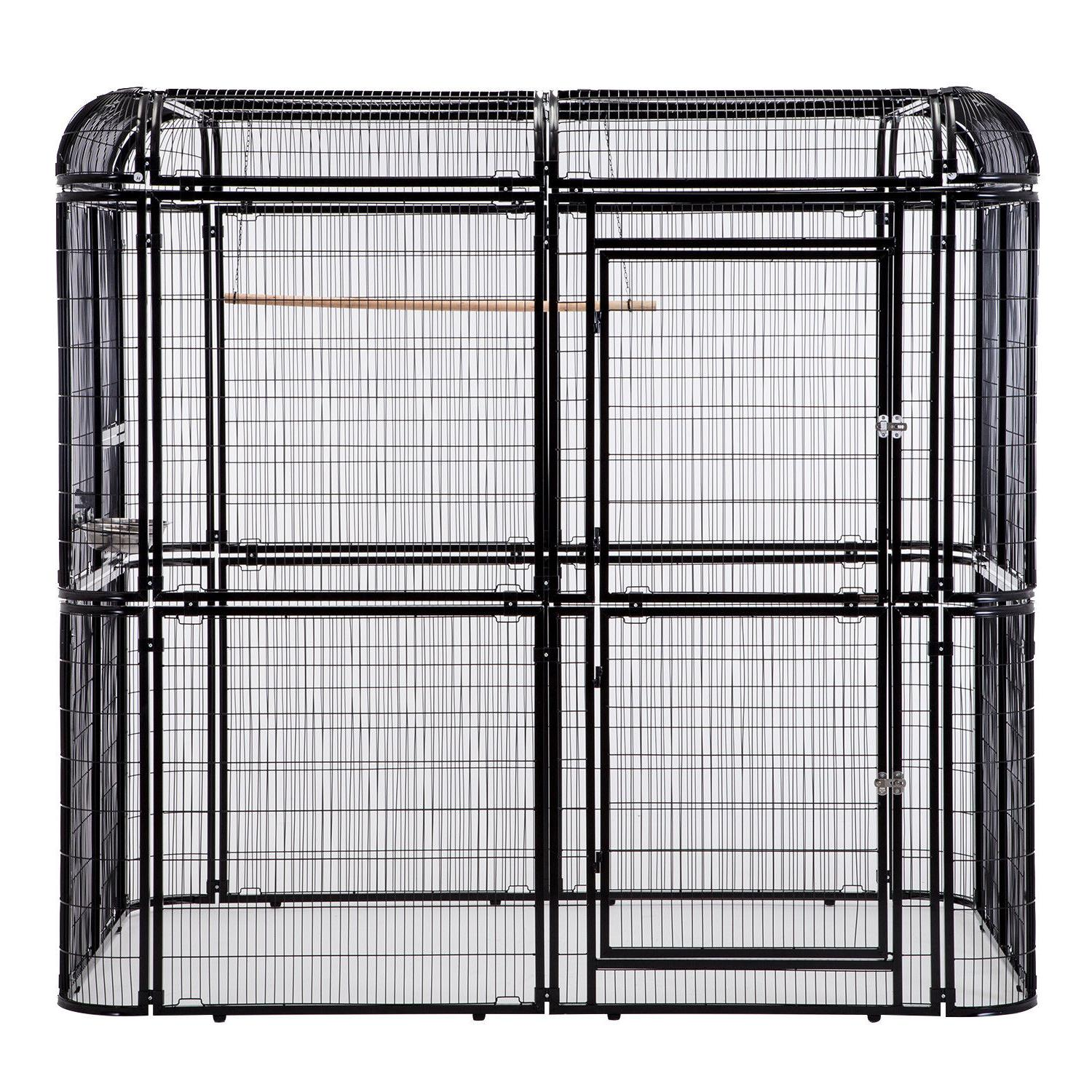 Large Bird Cage Cover Outdoor Aviary Cage