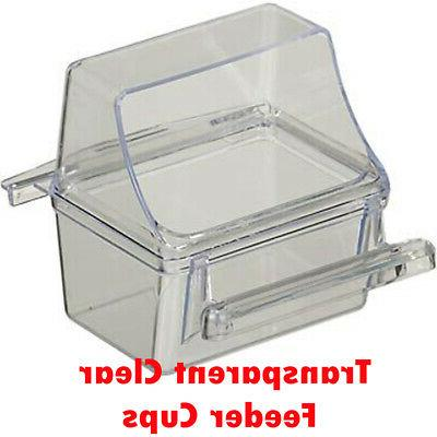 Large Portable Dome Bird Flight Cage Aviary Finch