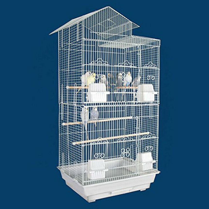 Large Large Cage Canary Parakeet Cockatiel