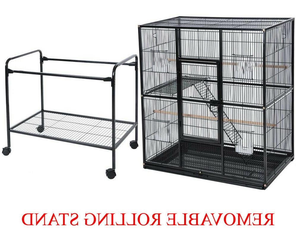 LARGE Birdhouse Treehouse Bird Cage Breeder With
