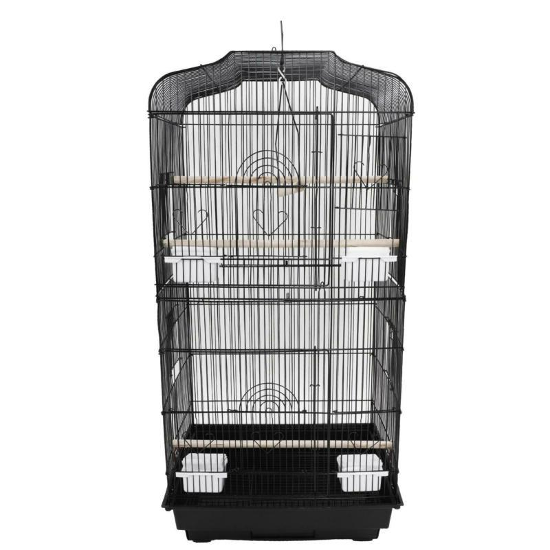 Large Bird Cage Budgie Canary Parakeet Cockatiel Lovebird Cages