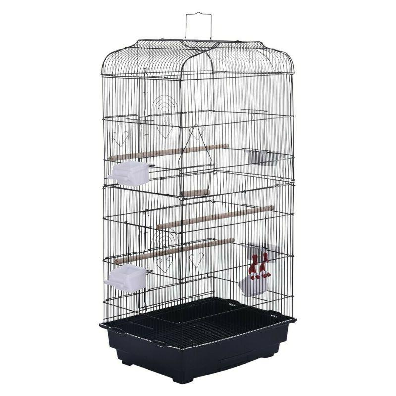 Portable Cage For Canary Budgies Lovebirds