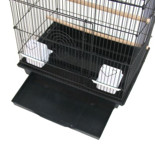 Large Bird Cage Play For Animals Hanging Cages 18 x 14x