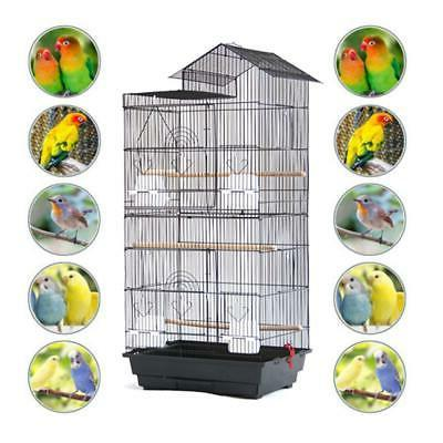 large pet bird cage play for parrot