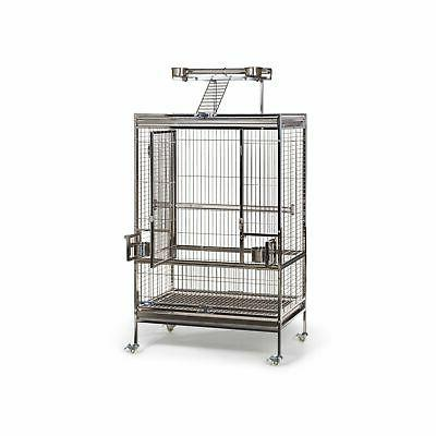 Prevue Stainless Steel Cage