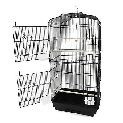 Large Tall Cage Canary Parakeet Cockatiel Finch Cage