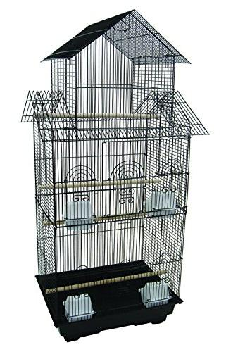 Large Canary Finch Bird Cage With Stand by