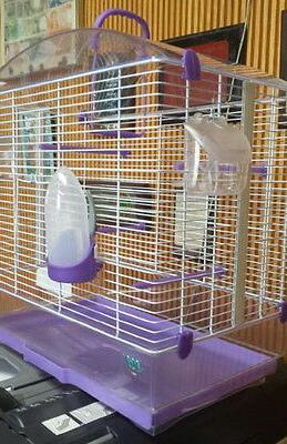 LOLA BIRD CAGE PERFECT PARAKEET LOVE