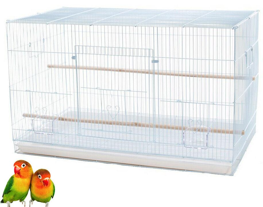 Lot of Aviary Canary Budgie 24x16x16""