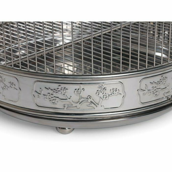 Prevue Pet Stainless Cag