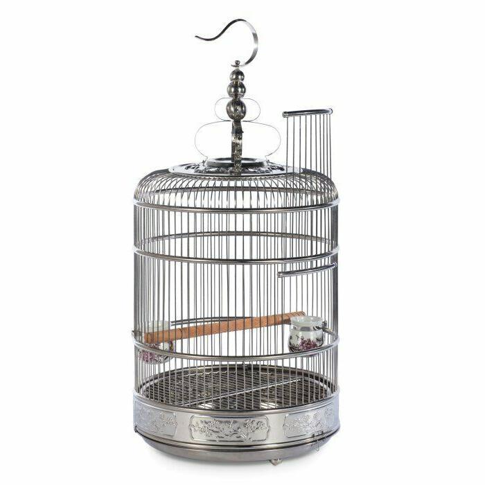 Prevue Stainless Steel Bird