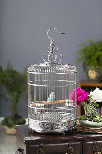 Prevue Pet Products Lotus Stainless Steel Bird 150,