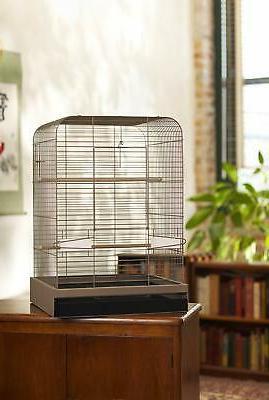 madison 29 bird cage for parakeet cockatiel