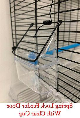 LARGE Parakeet LoveBird Bird Cage