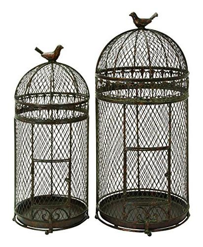 metal bird cage those who