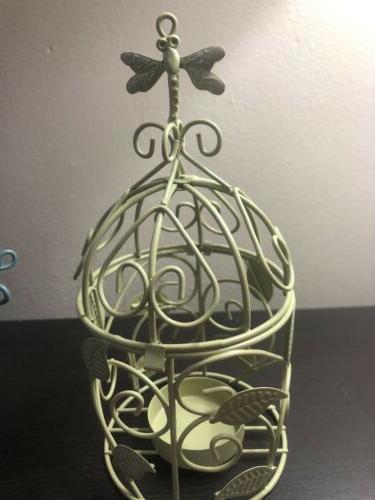 Metal decorative bird set of In Box.