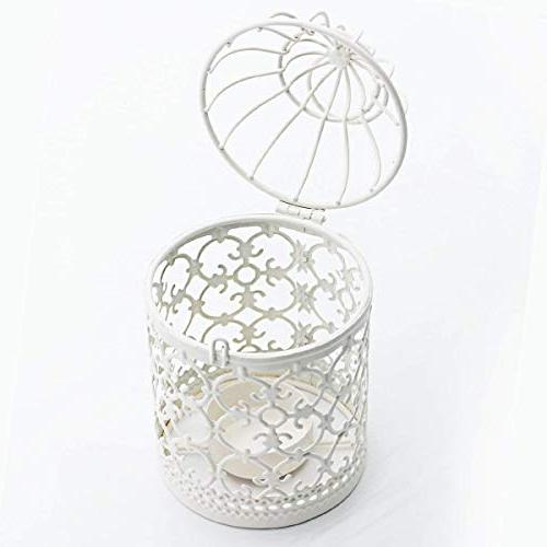 Ciaoed Hanging Lantern, Vintage Decorative Wedding & Pack 2