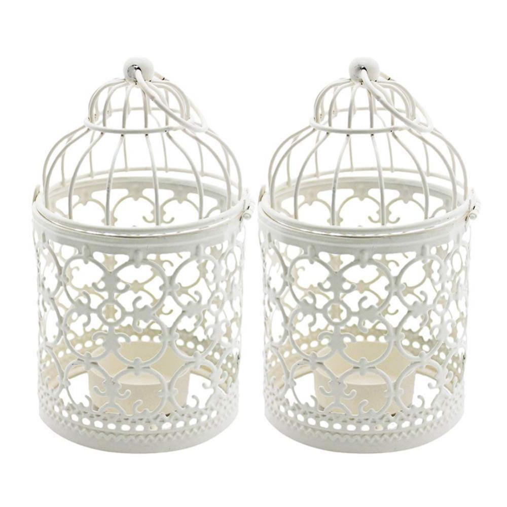 metal tealight candle holder hollow