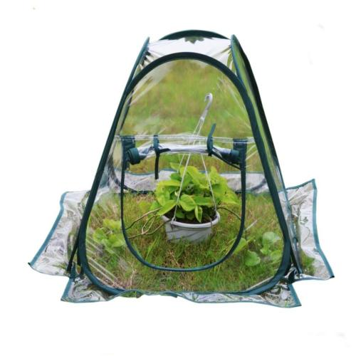 Mini Pop up Greenhouse Small Indoor Outdoor Gardening Flower