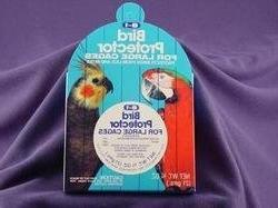 Mite & Lice Cage Protector For Birds by 8 IN 1 PET PRODUCTS