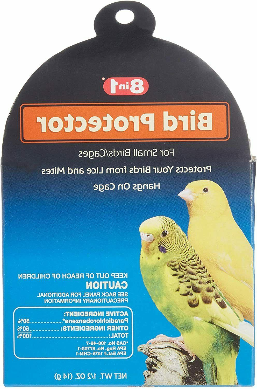 Mite & Lice Cage Protector For Birds