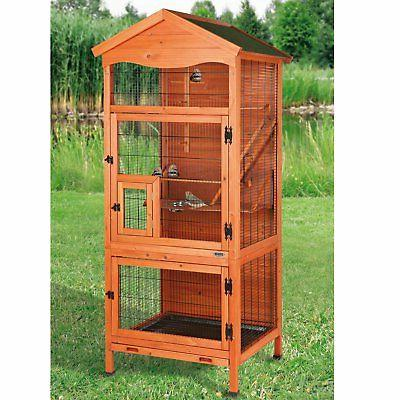 Trixie Natura Aviary Cage, X 70.75 in.