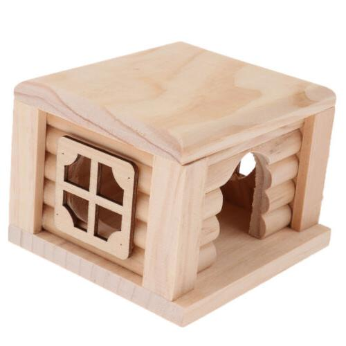 Natural House for Small Gerbils