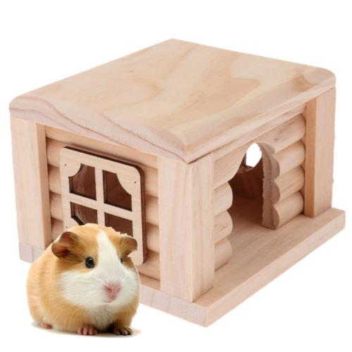 Natural for Hamsters Gerbils Cage