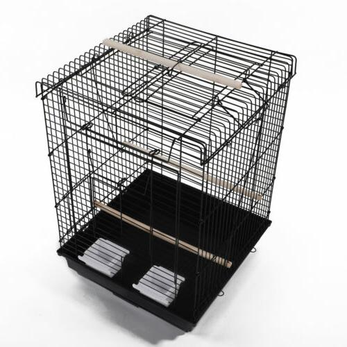 "New 23"" Bird Pet Metal Cages Open Top"