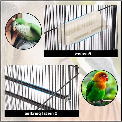 "New 61"" Large Bird Cage Pet Doors"