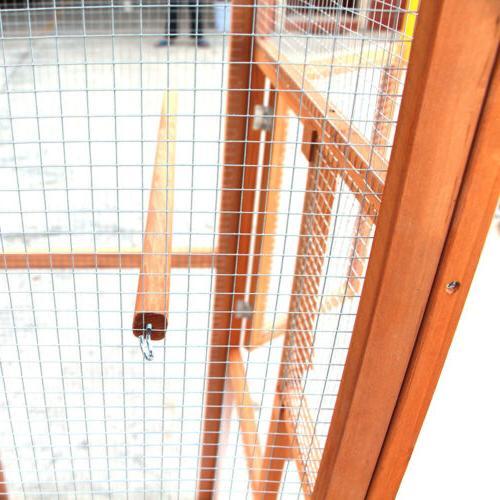 "New 65"" Bird Metal Cages"