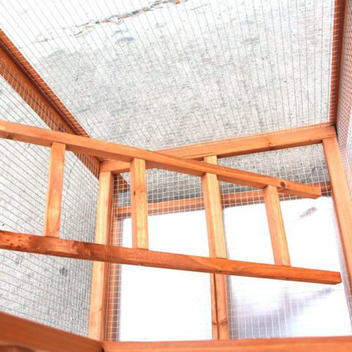 Bird Aviary Flight Cages for Finches Bird